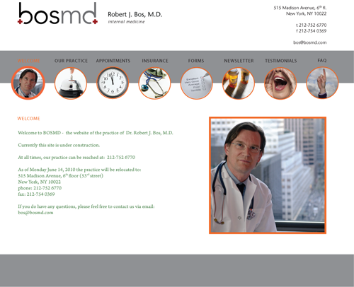 Dr. Bos M.D. NYC